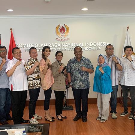 KONI Siap Menata Pembentukan Pengurus Besar Esports Indonesia