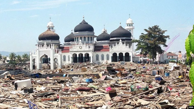 Lemon Cerita Saat Terdampak Tsunami Aceh 16 Tahun Lalu
