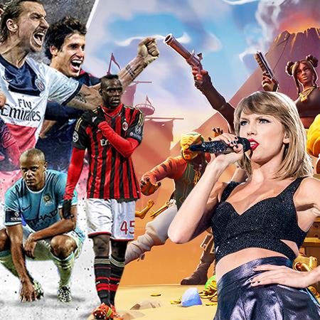 Dunia Sepakbola Eropa Waspadai Fortnite dan Tay Tay