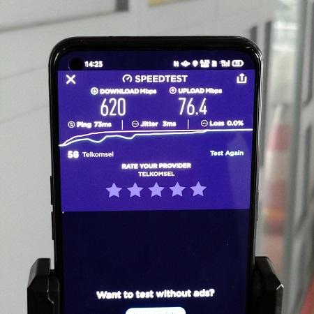 Menjajal Kecepatan Nge-game dengan Koneksi 5G Telkomsel!