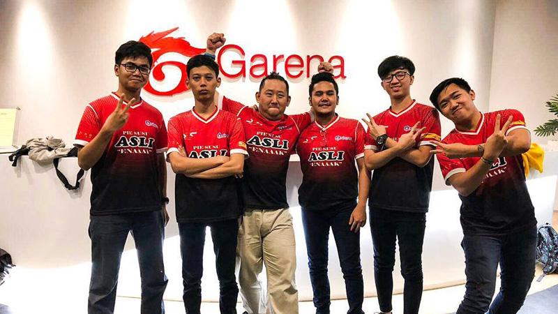 Tampil Sempurna di Final Kualifikasi AIC, SES Gasak GGWP!