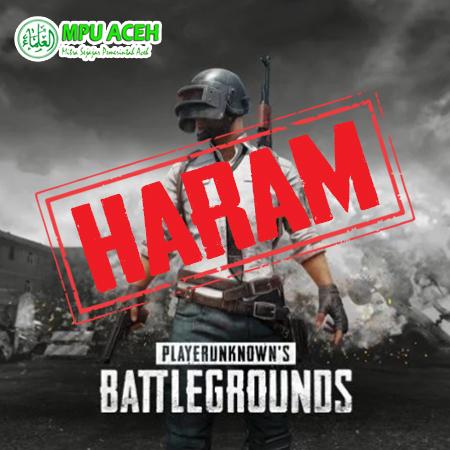 Ulama Aceh Tetapkan Fatwa Haram Bagi PUBG, Apa Alasannya?