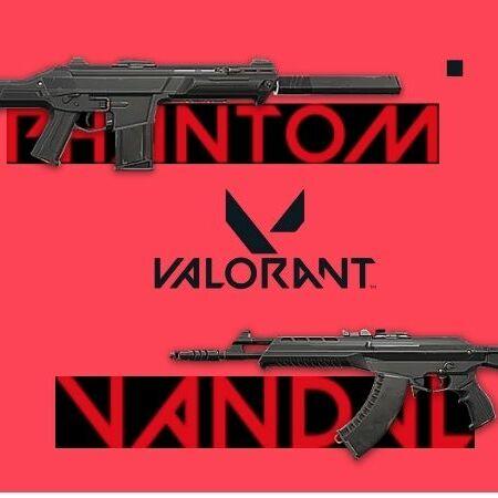 Phantom atau Vandal, Mana Senjata Terbaik VALORANT Saat Ini?