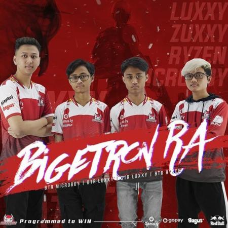 WWCD Beruntun! Bigetron RA Rajai Pekan Kedua PMCO SEA League