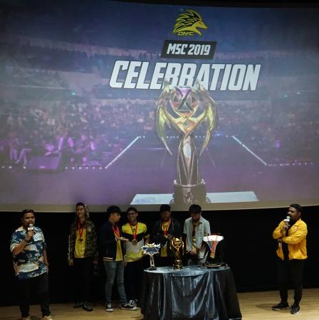 Rekrut Personil Baru, ONIC Targetkan Trofi SEA Games 2019
