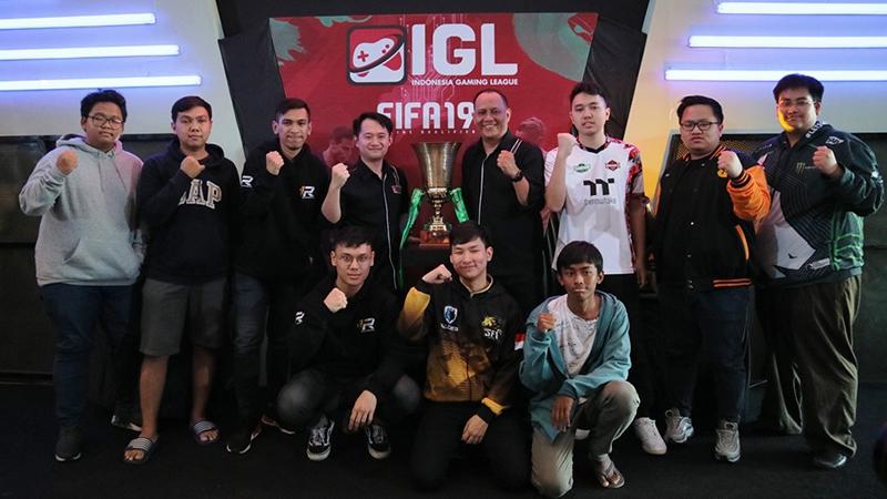 Usai Dapatkan 24 Top Player, Babak Utama IGL FIFA 19 FUT Dimulai!