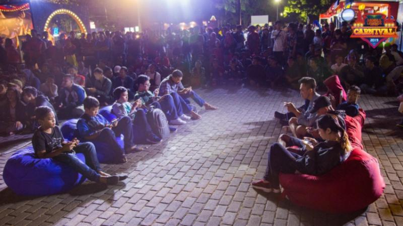 Kota Malang jadi Saksi SAVAGE Pertama di MLBB Carnival