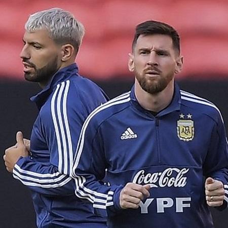 Messi Terpukul Tak Lagi di Barca, Aguero Malah Cerita Esports
