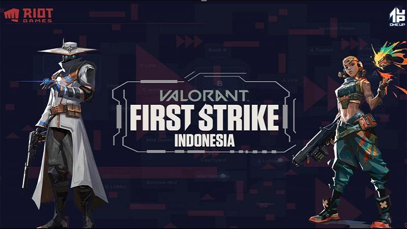 Riot Hadirkan Kompetisi Resmi Valorant First Strike: Indonesia!