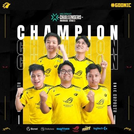 Kesiapan ONIC G Hadapi Valorant SEA Challengers Playoffs!