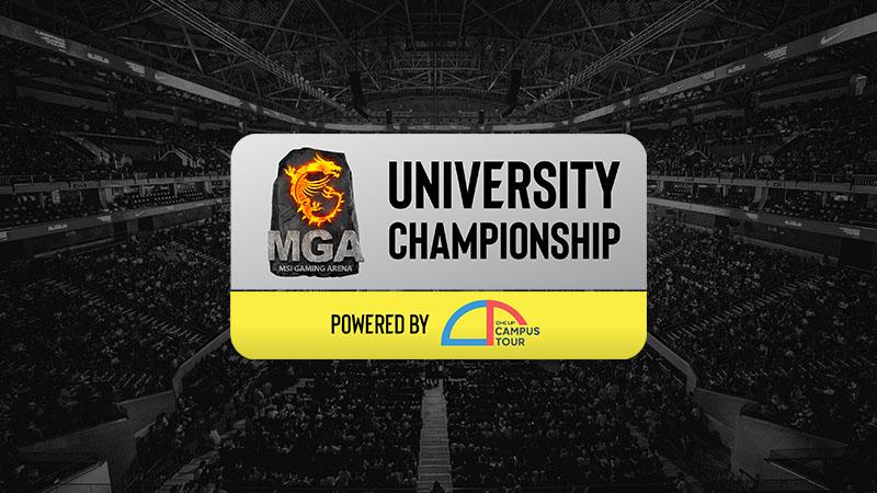 One Up Organizer & MSI Gelar MGA University Championship
