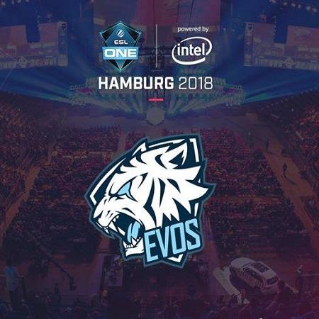 Amankan Visa, EVOS Esports Siap Berlaga di ESL One Hamburg