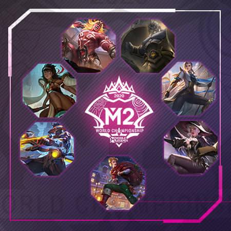 7 Hero Dengan Win Rate Terbaik di M2, Auto Menang Team Fight!