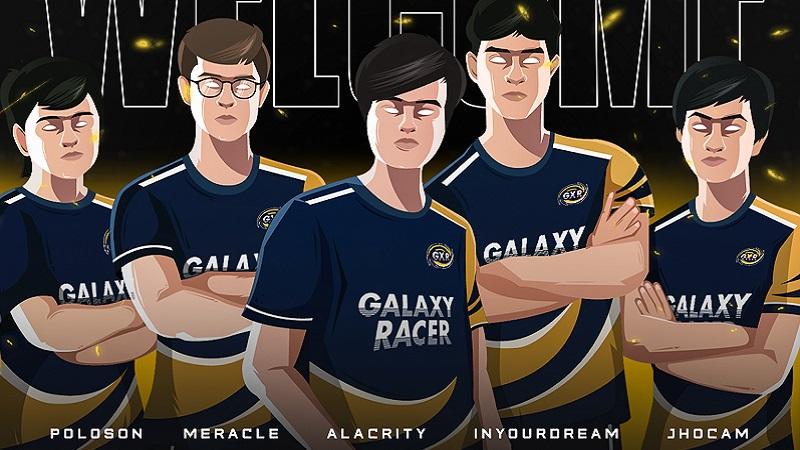 Galaxy Racer Pastikan IYD & Jhocam Masuk Roster Utama
