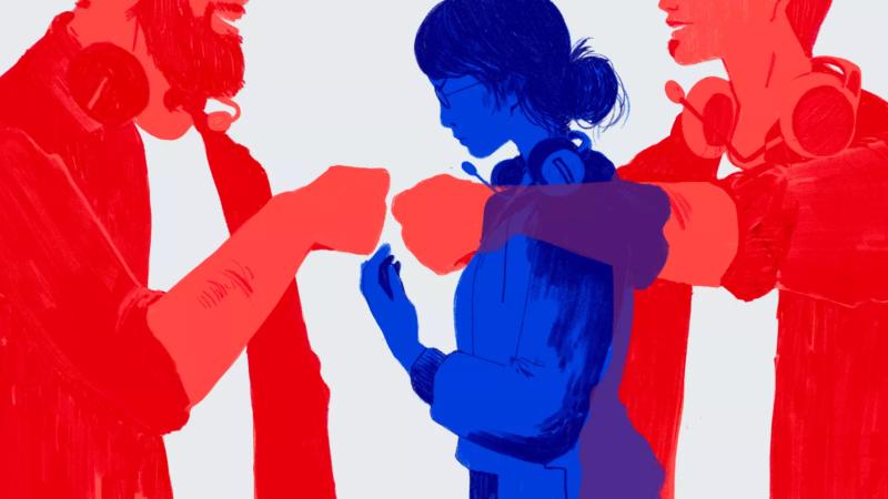 Buka Suara! Diskriminasi & Pelecehan Wanita Di Kantor Riot Games