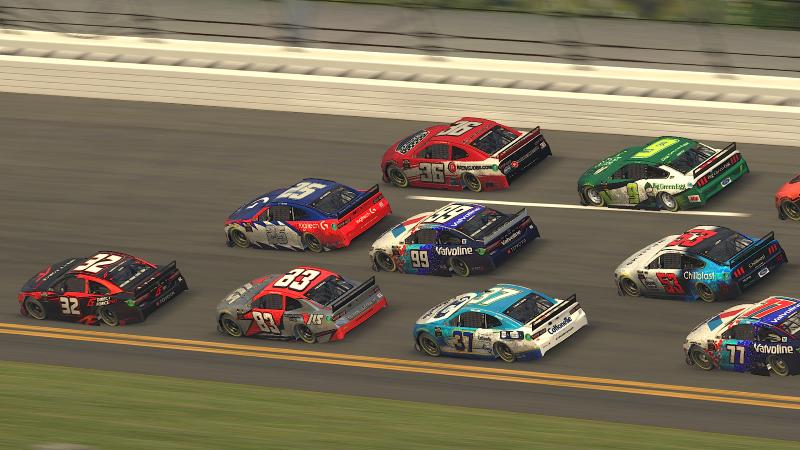 Sukses Debut, NASCAR iRacing dapat Siaran Penuh di Televisi