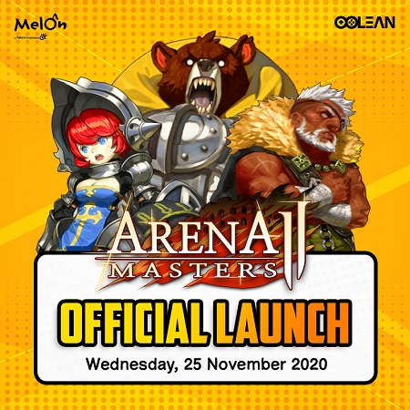 "Usung ""Play to Win"", Arena Master 2 Siap Dirilis"