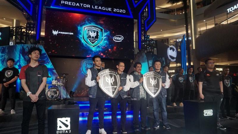 Laga Tim Terbaik, Predator League 2020 Indonesia Resmi Dibuka