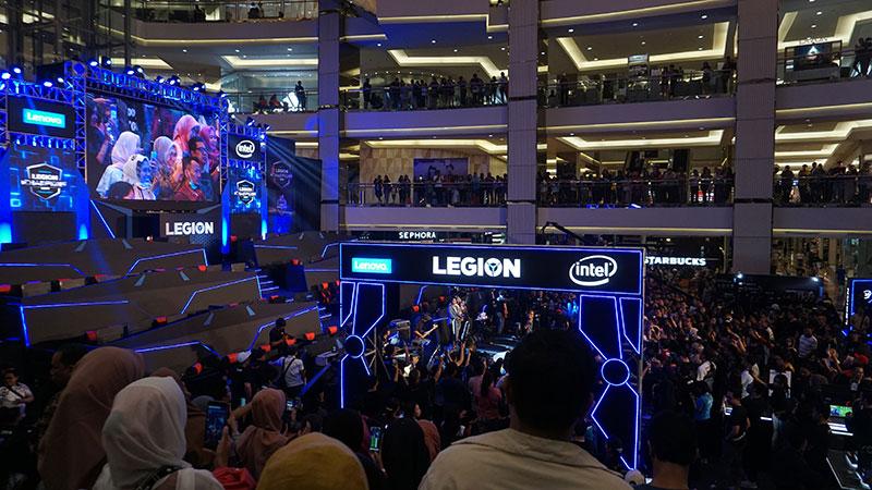 Dua Event Sekaligus, Lenovo Legion Terus Dukung Industri Esports Indonesia!