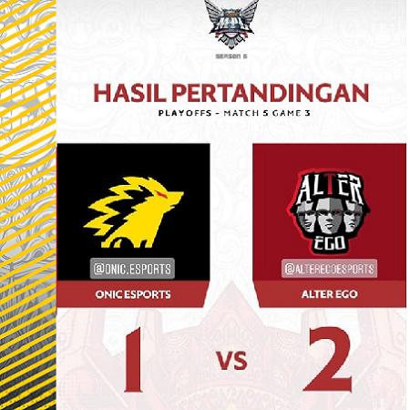 Pulangkan ONIC di Playoffs MPL Season 6, Udil Kirim Pesan Semangat