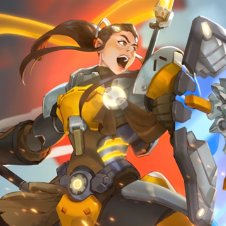 Overwatch Bergelar 'Best Evolving Game' di BAFTA Awards