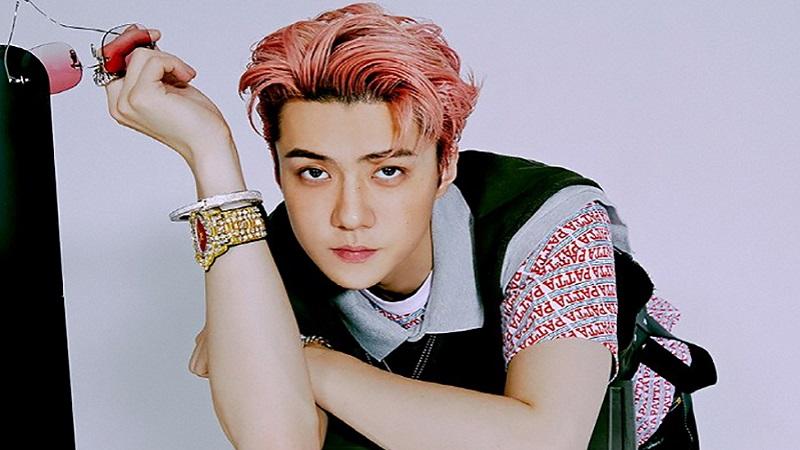Anggota Boyband Korea, Sehun EXO Investasi di Perusahaan Esports