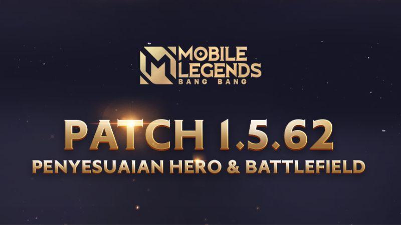 Update Terbaru Mobile Legends, Ini Hero Meta yang di Nerf!