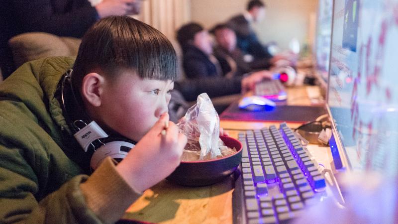 Cina Terapkan 'Jam Malam', Cegah Anak Kecanduan Gim