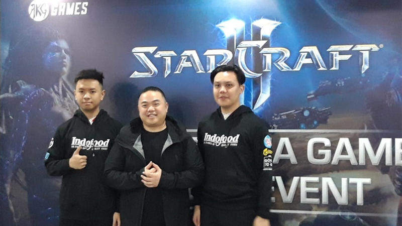 Demi Emas SEA Games, Timnas StarCraft 2 Boot Camp di Korsel!