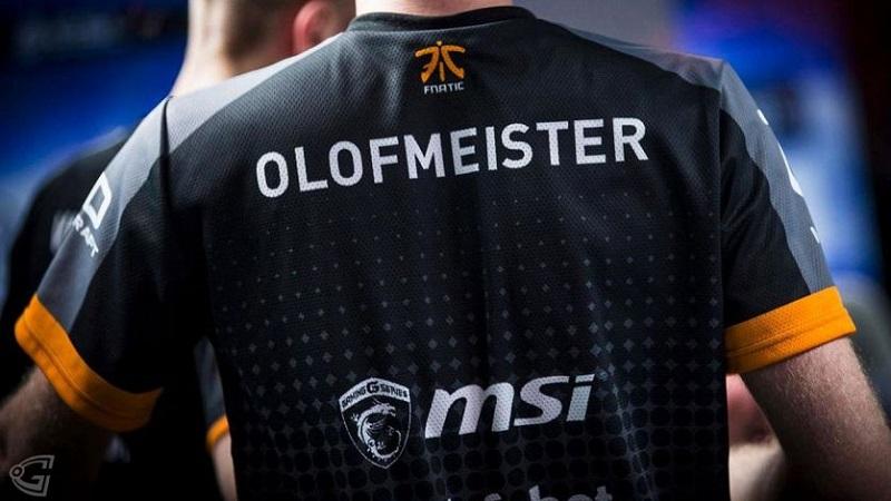 Olofmeister Balik Ke Fnatic, Tapi Bukan Main CS:GO