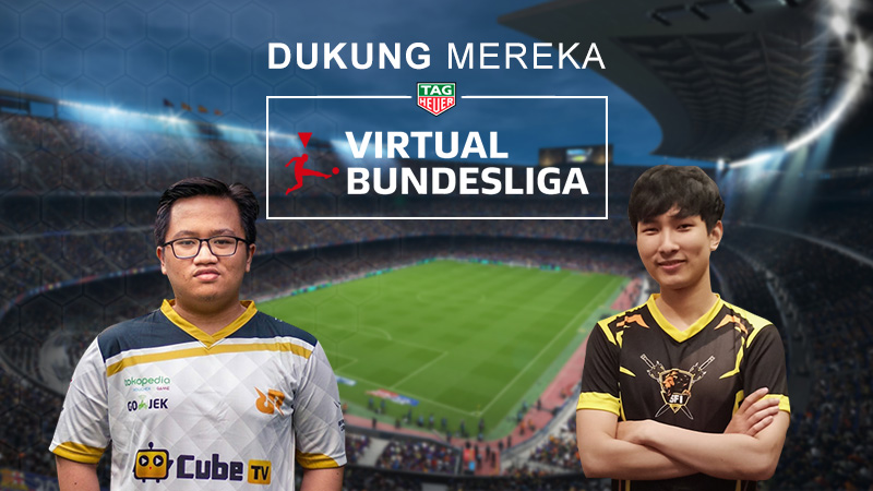 Ega dan Kenny Menuju Pentas VBL International Series