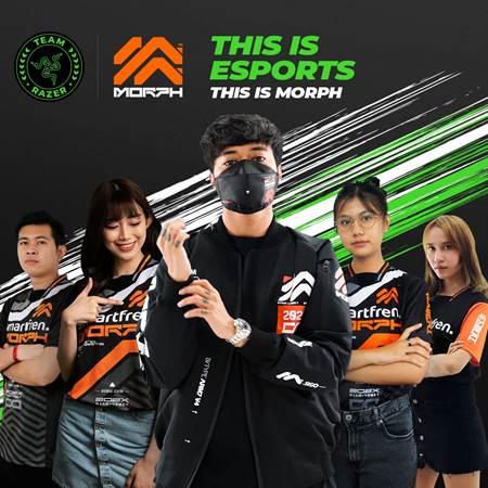 Razer Sponsori Morph, Bersama Siap Taklukkan Esports Indonesia!