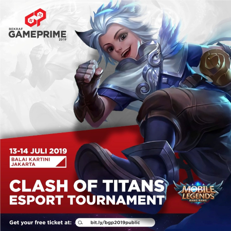 Clash of Titans, Duel Racikan Anyar Tim Elit Mobile Legends