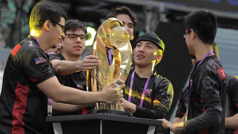 Tribe Gaming Klaim Tim Vainglory Terbaik di WESG