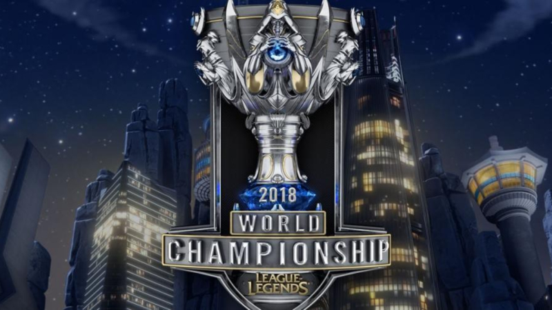 'Program Reward' Sepanjang World Championship 2018