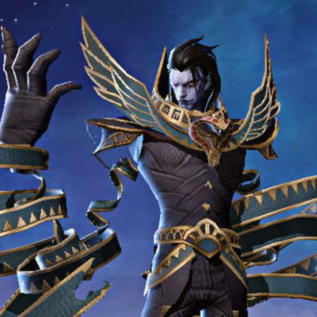 Desert Tyrant Khufra, Initiator Team Fight Terbaik?