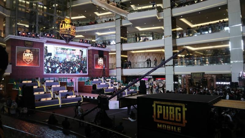 Ragam Keseruan Meriahkan Grand Final PMCC 2019