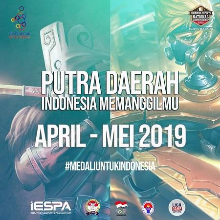 IENC Ungkap Jadwal Seleksi DOTA 2 & MLBB Untuk SEA Games 2019