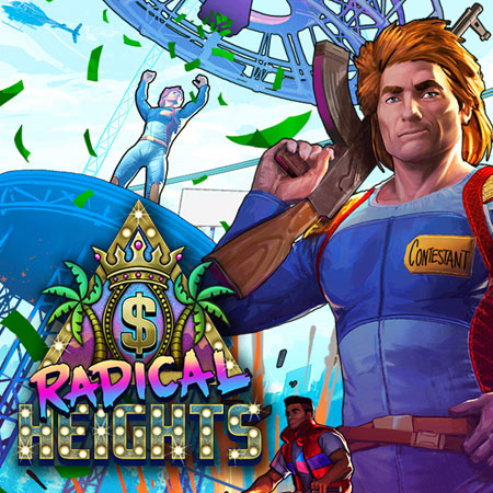 Radical Heights, Kompetitor Anyar Battle Royale Bernuansa 'Jadul'