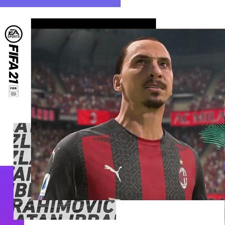 Zlatan Ibrahimovic Tak Terima Wajahnya Dicatut EA Sports, Padahal...