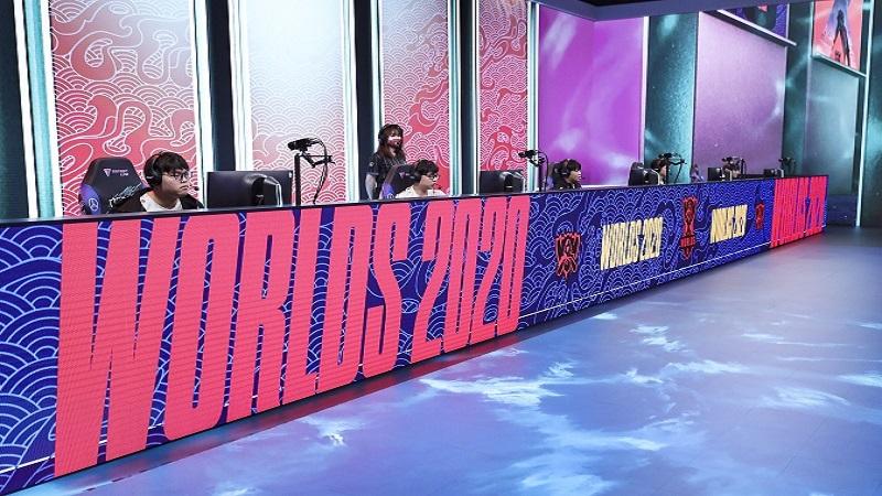 Sajikan Laga Sengit, Ini Rekap Quarterfinals LOL Worlds 2020