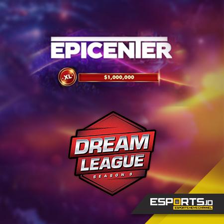 Dua Selipan Hiburan, Kualifikasi Epicenter dan DreamLeague