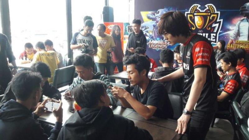 NXL Mobile Esports Cup, Usung 'Sensasi' Turnamen Offline