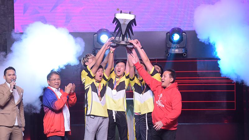 Tak Terkalahkan, Onic Esports Juarai Piala Presiden Esports 2019!