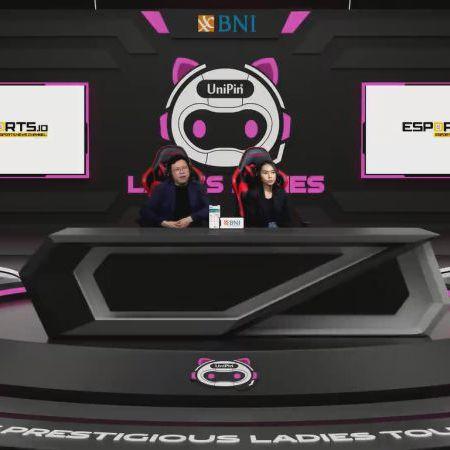6 Tim Ini Amankan Tiket ke Playoff UniPin Ladies Series 2021