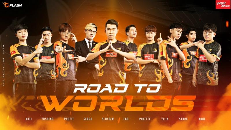 Tim LOL Vietnam Dikonfirmasi Tak Bakal Ikut Worlds, Alasannya?