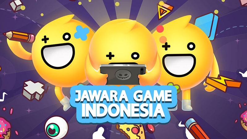 HAGO & VLIGHT Luncurkan Jawara Game Indonesia