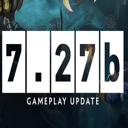 Banjir Buff di Update DOTA 2 7.27b, Semua Hero Overpower!