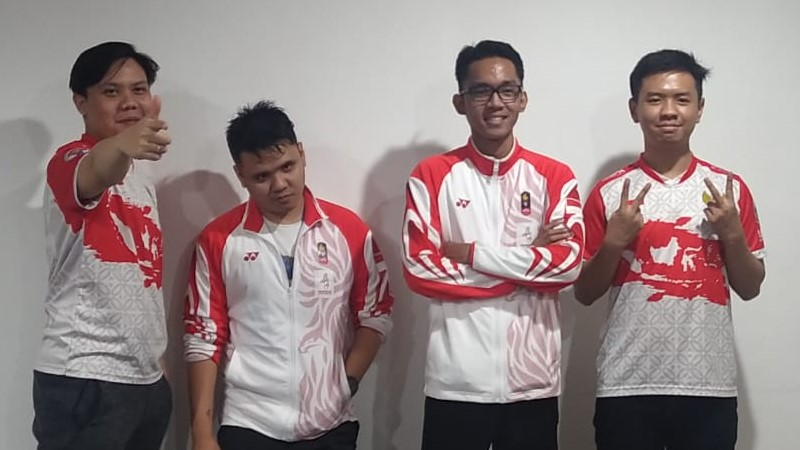 Tumbang di Playoff,  Ini Perjuangan Tim Hearthstone & SC2 di SEA Games 2019