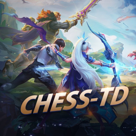 MLBB Chess - TD Padukan Autobattler & Tower Defense